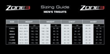 Activate Plus Einteiler Herren - Zone3 - Stealth Speed