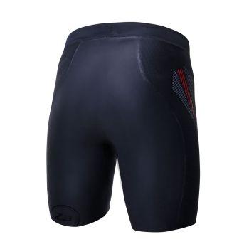 Buoyancy Shorts Premium 5/3 - Zone3 - schwarz/rot