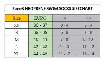 Neopren Heat Tech Socken unisex - Zone3