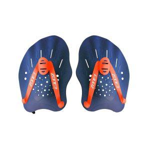 Ergo Hand Paddles - Zone3 - navy/orange