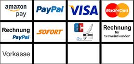 Zahlungsweisen