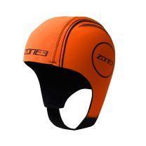 Neopren Schwimmkappe unisex - Zone3 - orange