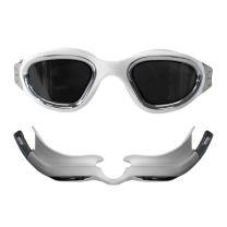 Vapour Schwimmbrille polarisierend - Zone3 - weiß/silber