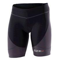 Aquaflo Triathlon Shorts Damen - Zone3 - schwarz/grau
