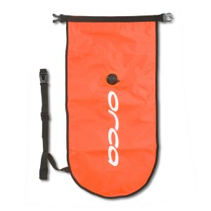 Safety Buoy - Orca - neon orange