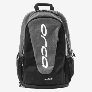 Casual Training Bag - orca - schwarz/grau