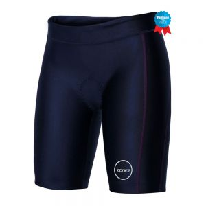 Activate Shorts Damen - Zone3 - schwarz/violett