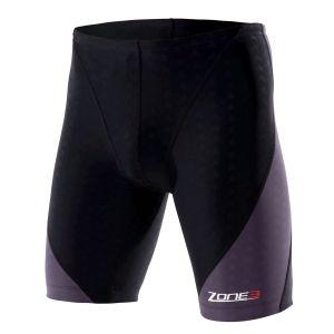 Aquaflo Triathlon Shorts Herren - Zone3 - schwarz/grau
