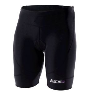 Aquaflo Triathlon Shorts Damen - Zone3 - schwarz/lila