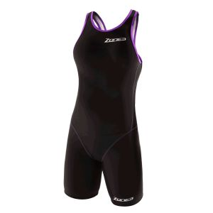Aeroforce Nano Tri Suit Damen - Zone3 - schwarz/violett