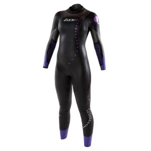 Aspire Neoprenanzug 2015 Damen - Zone3 - schwarz/violett