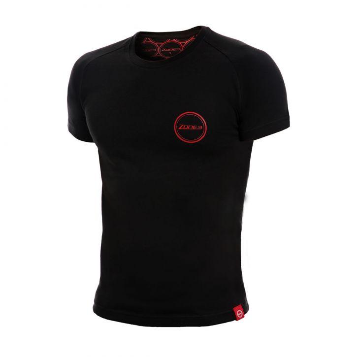 Marled Cotton S/S T-Shirt Herren - Zone3 - zm16580