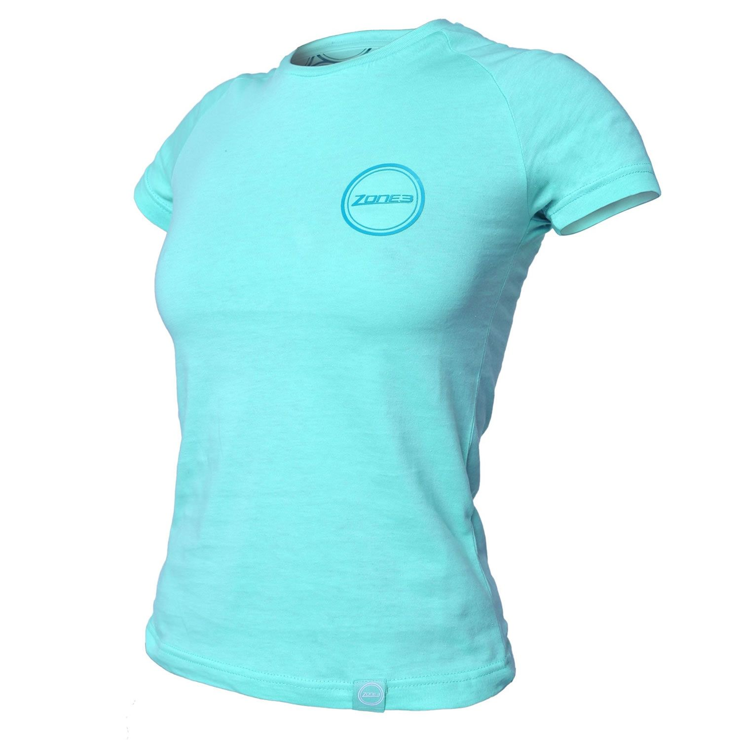Cotton S/S Tee Damen - Zone3 - zm16595