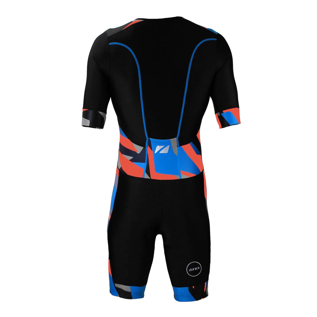 67a171dc9ce Activate Plus Tri Suit Short Sleeve Men - Zone3